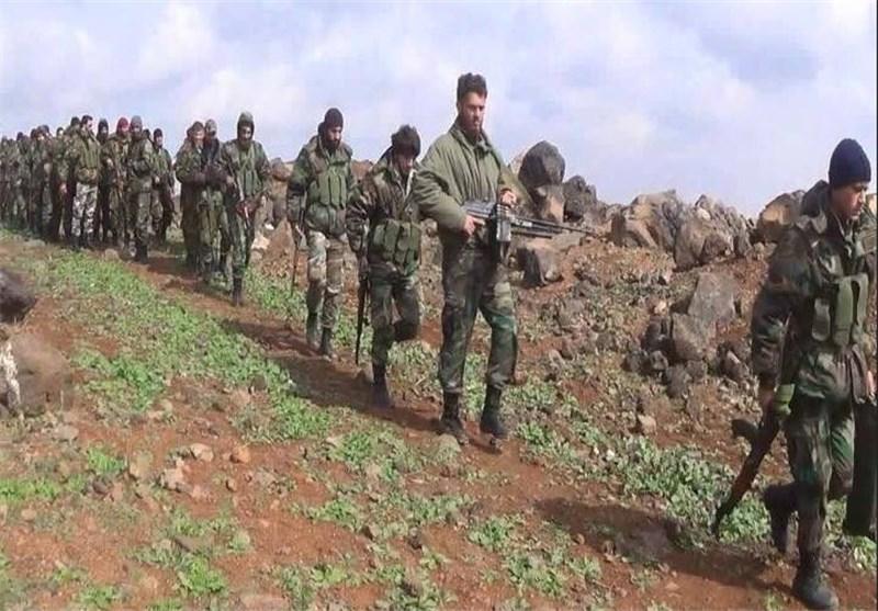 ۱۲۰۰ مخالف مسلح در سوریه سلاحهایشان را زمین گذاشتند