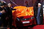 Iran launches new auto industry achievement