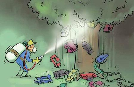 روز درختکاری در ایران و ابتکار خانم ابتکار