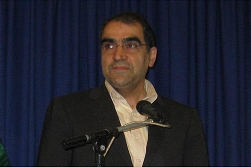 انتقاد جدی وزیر بهداشت از خودروهای داخلی و تقیه برخی مسئولان کشور