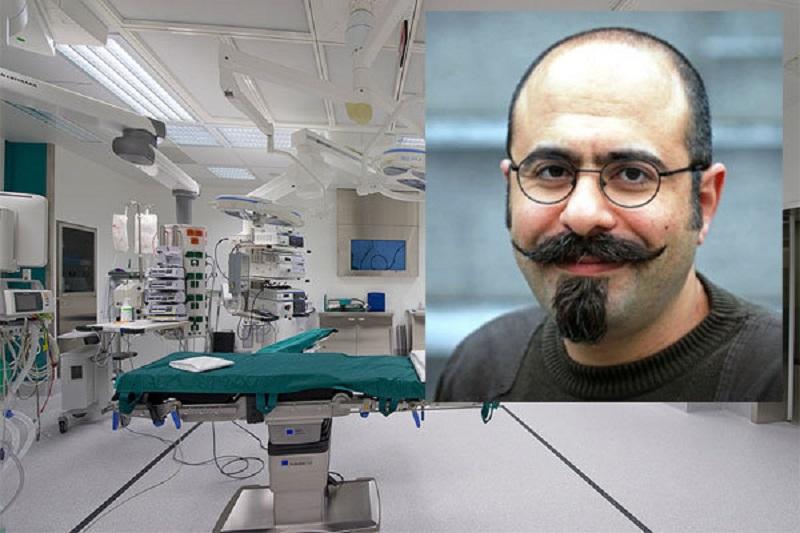 محقق ایرانی بمب ساعتی اتاقهای عمل را خنثی میکند