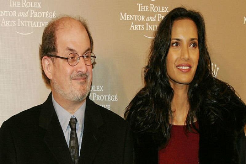 افشاگری همسر سابق «سلمان رشدی» درباره نویسنده آیات شیطانی