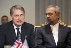Economic coop. to expedite thaw in Iran-UK ties