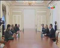 Iran, Azerbaijan confer border ties