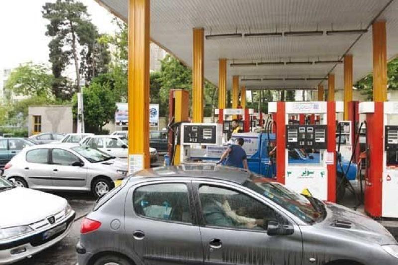 مصرف بنزین نوروز ۱۰۰ تایی میشود/ثبت رکوردهای جدید مصرف بنزین