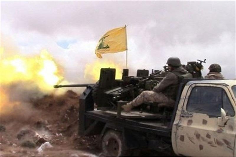 حمله توپخانهای حزبالله به «داعش» و «النصره» در شرق لبنان
