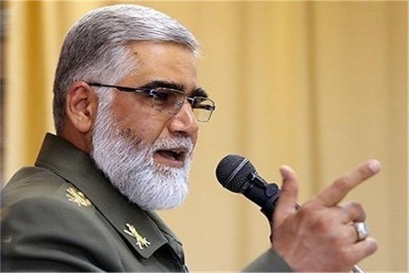 ایران از همه ظرفیتهای دفاعی که در دنیا وجود دارد استفاده میکند/ رزمایشهایی با قدرت بالاتر برگزار میکنیم