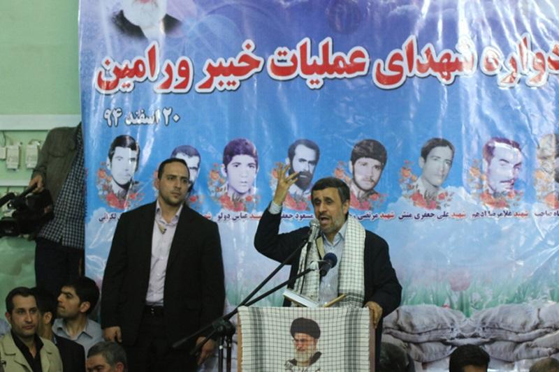 احمدی نژاد در فکر بازگشت به قدرت است؟