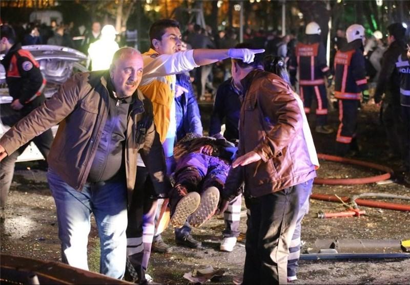 ۸۹ کشته، قربانی ۵ انفجار تروریستی طی ۸۰ روز گذشته در ترکیه