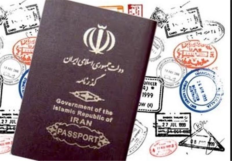 سریال بیاعتباری پاسپورت ایرانی