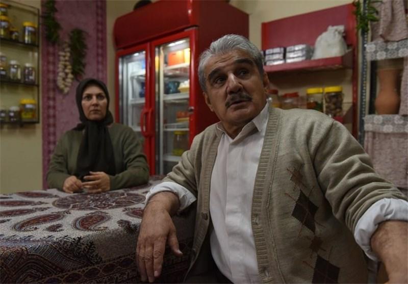 «زعفرانی»، نماد خانواده ایرانی