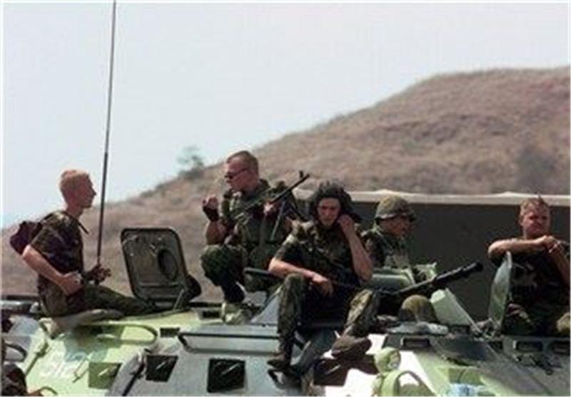 گروه بینالمللی مین روب ارتش روسیه عازم تدمر شد