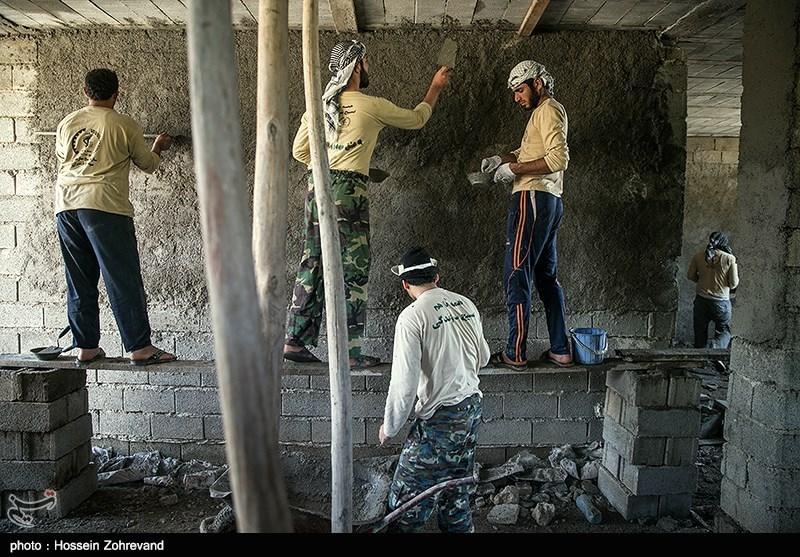 """""""دستهای مهربانی"""" یاریرسان مردم محروم خوزستان/ تحقق""""اقدام و عمل"""" توسط ۵ هزار جهادگر داوطلب"""