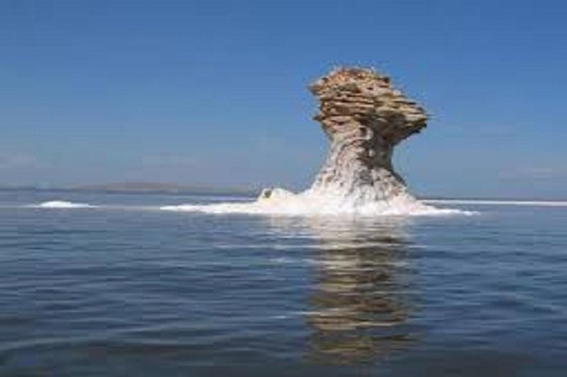 عمیق دریاچه ارومیه بیشتر شد