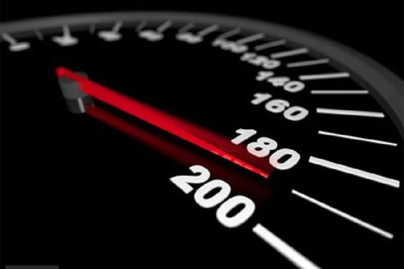 بیشترین سرعت خودروها در نوروز