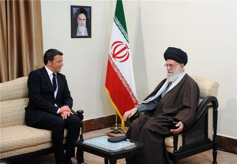 مشکل رفتوآمدهای اروپاییها محسوسنبودن نتایج مذاکرات است/آمریکا طرفهای مقابل را از همکاری با ایران میترساند/نگاه ایران به ایتالیا خوشبینانه است