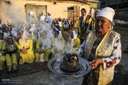 Kazakh wedding ceremony in Iran
