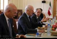 UN envoy for Syria underlines importance of talks with Iran