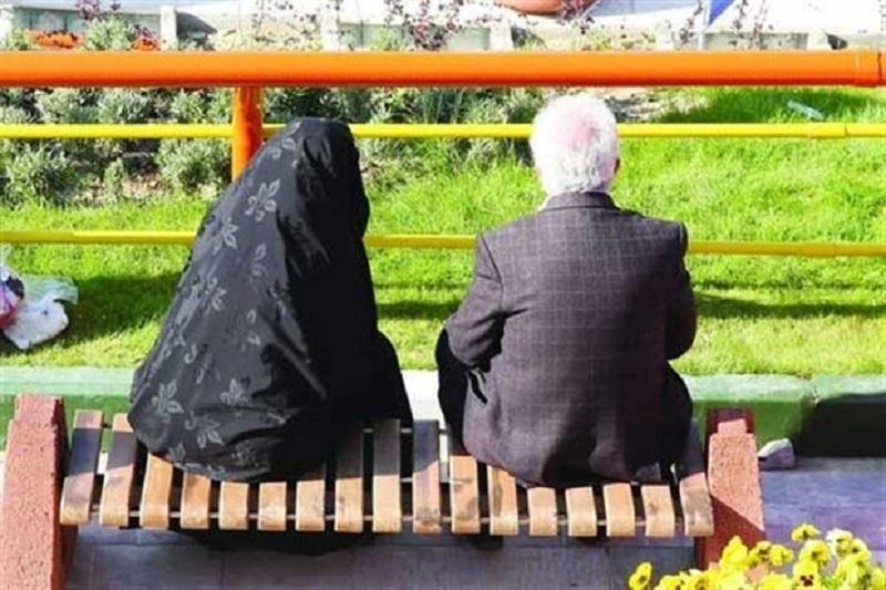 دمیدن حیات دوباره درسالمندی/ تابوی ازدواج سالمندان شکسته شد