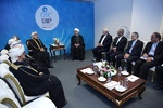 Iran determined to bolster ties with Oman