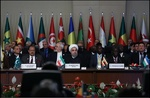 Pres. Rouhani slams any divisive measure by OIC