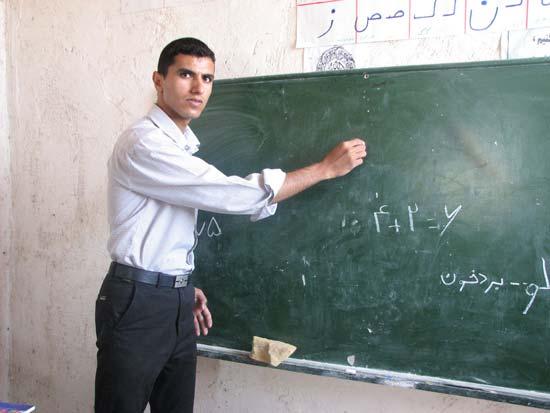 جذب سرباز معلم در آموزش و پرورش
