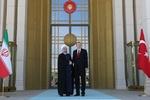Iran, Turkey resolved to extend bilateral ties
