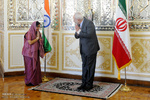 Iran, India FMs meet in Tehran