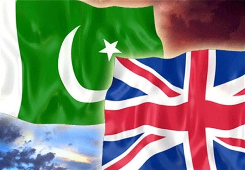 برگزاری دور سوم مذاکرات استراتژیک پاکستان و انگلیس در لندن