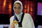 Alizadeh reaches semifinals of Asian taekwondo qualifiers