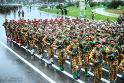 Iran Army Day celebrated in Gorgan