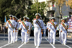 Iran Army Day parade in Bushehr