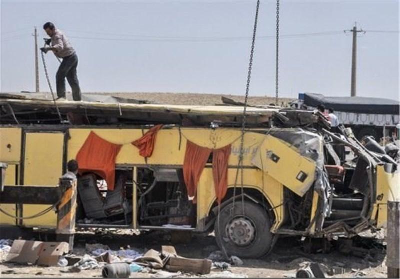 وقتی اسکانیا دوباره فاجعه آفرید/آخرین جزئیات از واژگونی اتوبوس حامل دانشآموزان چهارمحال و بختیاری