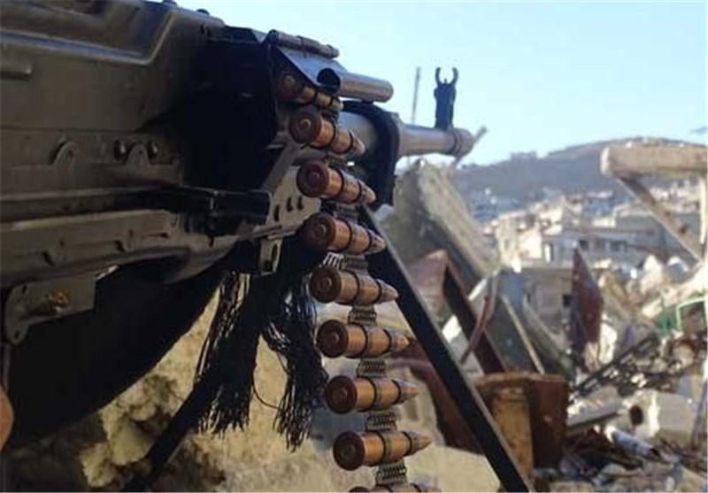 عملیات قریبالوقوع ارتش در تمام جبهههای حلب/ کشف تسلیحات اسرائیلی در سویداء + تصاویر