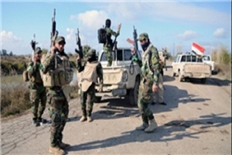 عملیات موفق ارتش و الحشد الشعبی عراق در جنوب «سامرا»