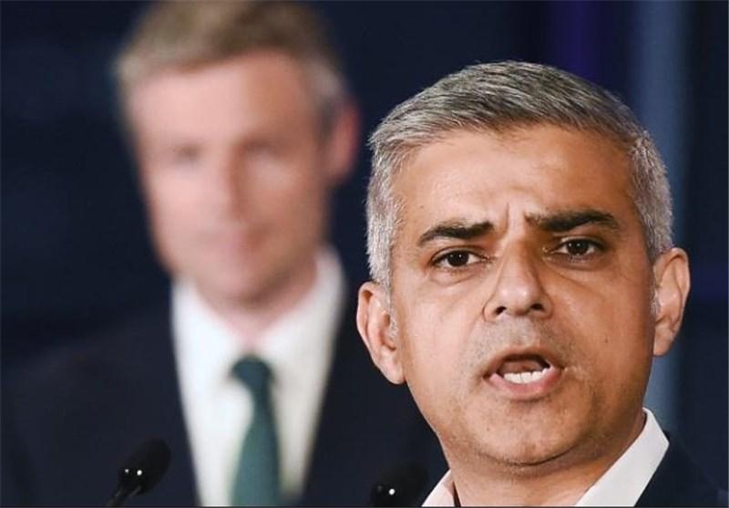 یک «خان» شهردار لندن شد+تصاویر