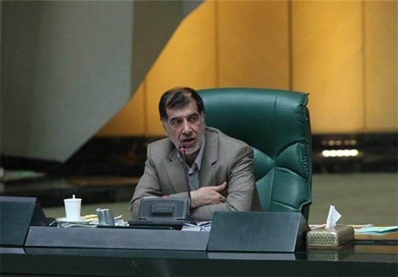 جلسه علنی امروز مجلس زودتر از موعد پایان مییابد