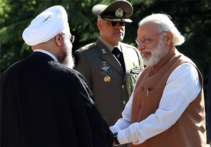 ایران و هند ۱۲ سند و موافقتنامه همکاری امضا کردند