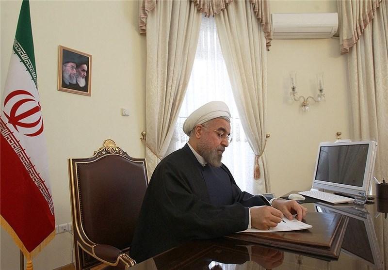 رئیسجمهور قانون اساسنامه شرکت ملی نفت ایران را ابلاغ کرد