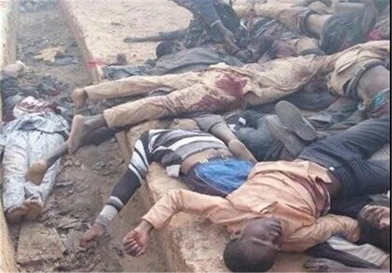 حمله وحشیانه نظامیان ارتش به شیعیان نیجریه/۵ هزار شیعه در جریان دستگیری شیخ زکزاکی به شهادت رسیدند