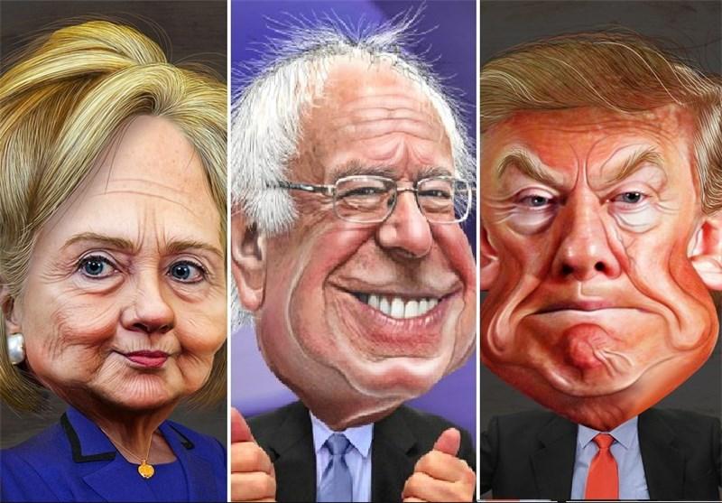 طبق نظرسنجیها چهکسی رئیسجمهور آمریکا میشود؟