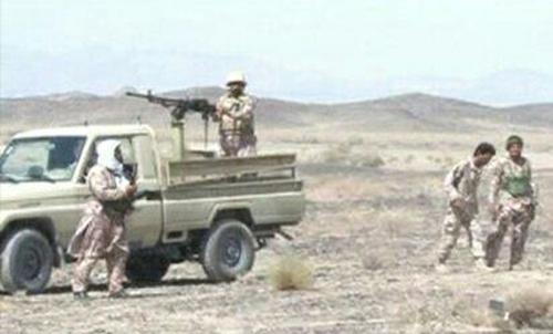"""(تصاویر) محل درگیری ناجا و""""جیش العدل"""""""