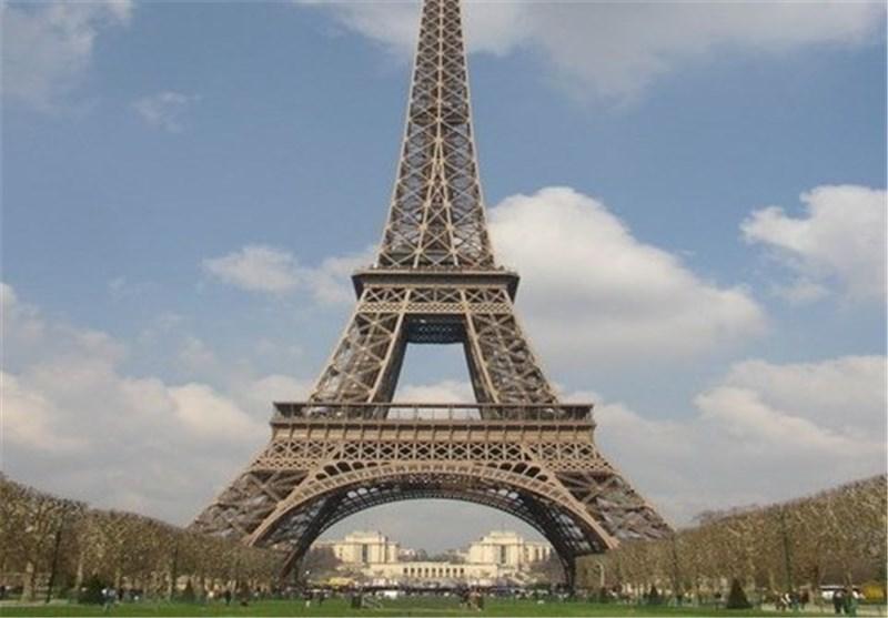 اعتصاب در فرانسه برج ایفل را تعطیل کرد
