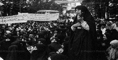 زن انقلابی در آیینه کلام رهبری