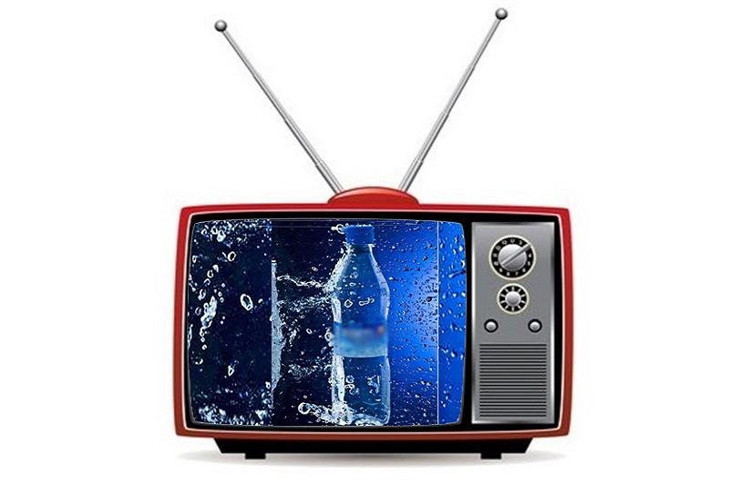 تبلیغات آبدار تلویزیونی برای روزه داران