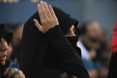 عکس: شانزدهمین اجتماع مدافعان حرم
