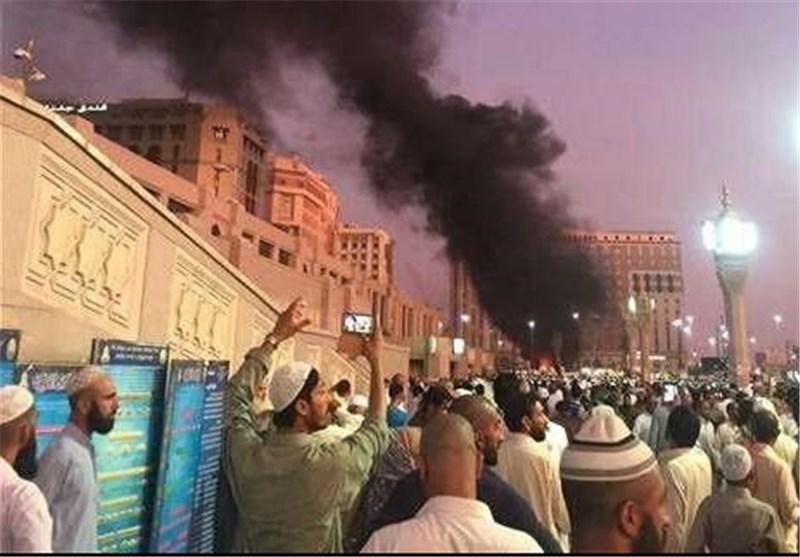 داعش عامل عملیات تروریستی در مسجد نبوی بود