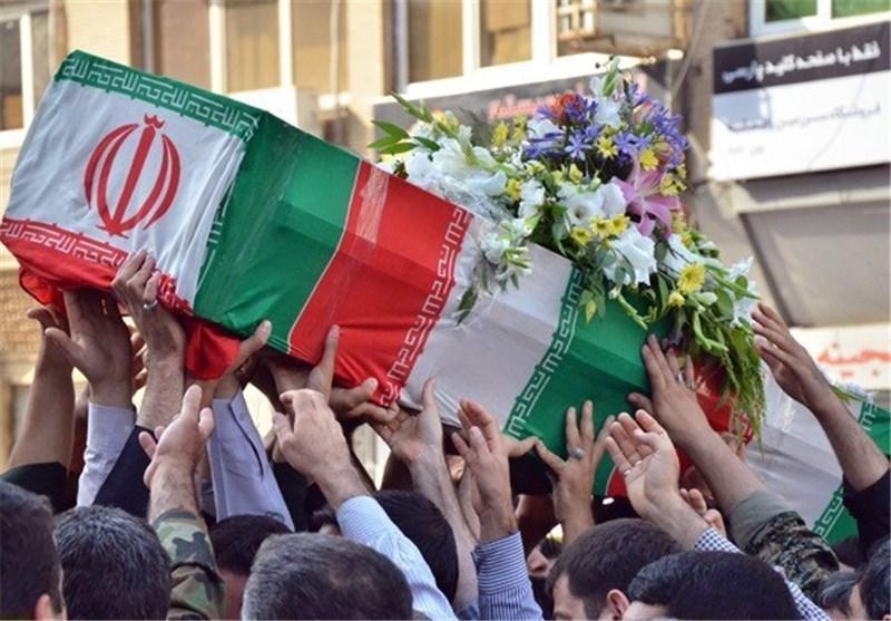 ۲ مرزبان شهید خراسان شمالی هفته آینده تشییع میشوند