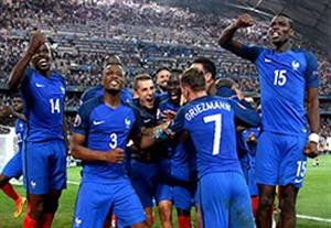 فرانسه ٢ - آلمان صفر ؛ پیش به سوی قهرمانی