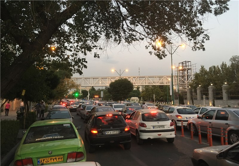 طرح اصلاح ترافیکی منطقه ۱۲ از همان روز اول شکست خورد
